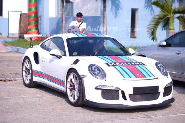 Porsche với ngôi sao 911 GT3 RS chắc chắn sẽ trở thành tiêu điểm của VIMS 2015.