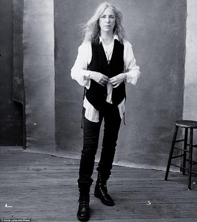 Ca sỹ Patti Smith