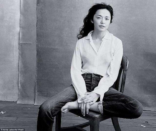Nữ diễn viên xinh đẹp Yao Chen