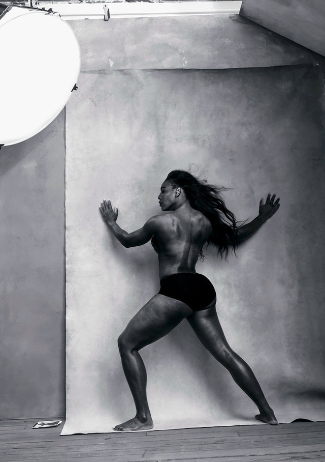 Vận động viên quần vợt Mỹ Serena Williams
