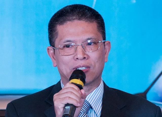 Ông Phạm Văn Dũng - Tổng giám đốc người Việt đầu tiên của Ford Việt Nam. Ảnh: Hoàng Tuấn