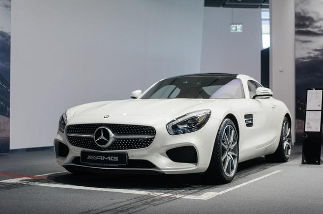 Xe thể thao Mercedes-AMG.