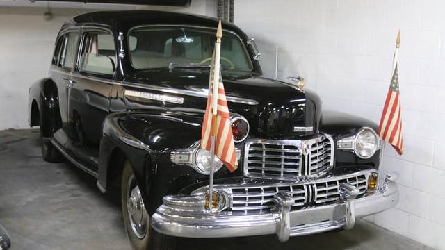 Roosevelt đã sử dụng chiếc limousine Lincoln này đến tận khi kết thúc nhiệm kỳ của mình