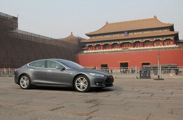Tesla đã xây dựng được thị phần khá vững chắc tại quốc gia đông dân nhất thế giới.