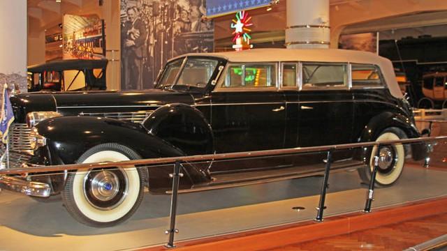 Sunshine Special của Roosevelt là một trong những chiếc convertible thanh lịch và đa năng nhất mà các Tổng thống Mỹ đã sử dụng