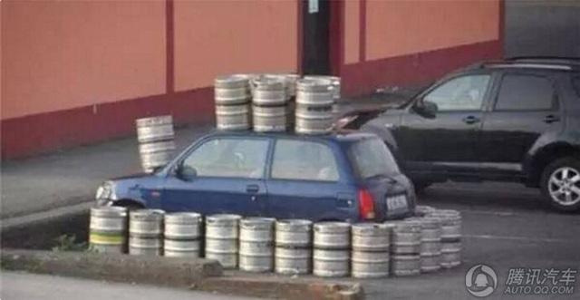 Thập diện mai phục phiên bản... két bia.