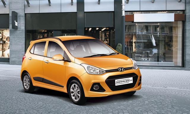 Hyundai Grand i10 tại Ấn Độ cũng tăng giá như Creta.