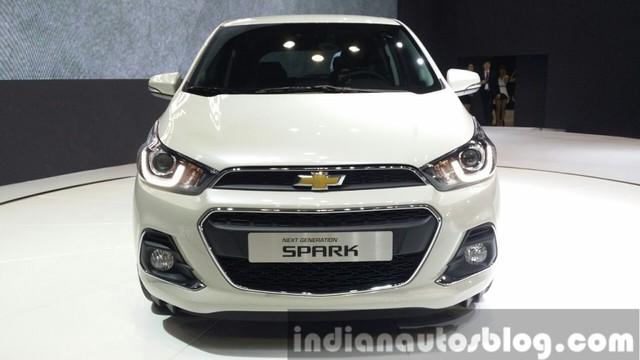 Chevrolet Spark 2016 từng ra mắt tại Hàn Quốc.