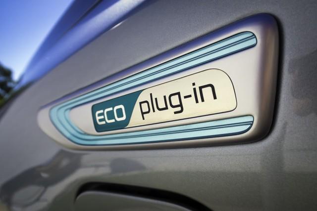 Huy hiệu Eco Plug-in