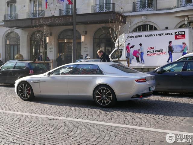 Như đã biết, đây là mẫu xe siêu sang đánh dấu quyết định hồi sinh nhãn hiệu Lagonda nổi tiếng trong quá khứ của hãng Aston Martin. Đáng tiếc thay, chỉ có đúng 200 chiếc Aston Martin Lagonda được sản xuất và bán ra thị trường với giá khởi điểm lên đến 696.000 Bảng, tương đương gần 24 tỷ Đồng, tại thị trường Anh. Giá bán này đã từng khiến nhiều người phải giật mình và bàn tán xôn xao.