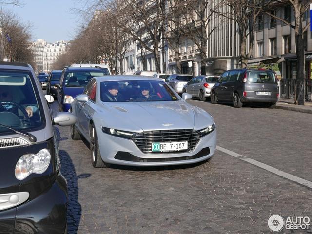 Lần đầu tiên ra mắt cuối vào năm 2014 nhưng Aston Martin Lagonda rất hiếm khi bị bắt gặp trên phố. Số lượng sản xuất giới hạn cộng thêm việc tập trung vào thị trường Trung Đông khiến Aston Martin Lagonda trở thành hàng hiếm.