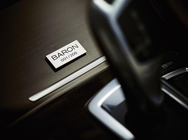 Số thứ tự tứ 1 đến 200 của BMW 5-Series Baron.