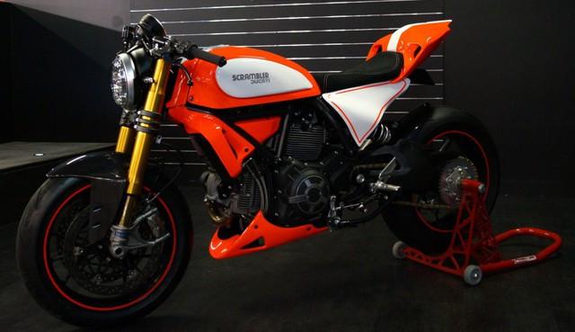 Ducati Scrambler Scramblegale