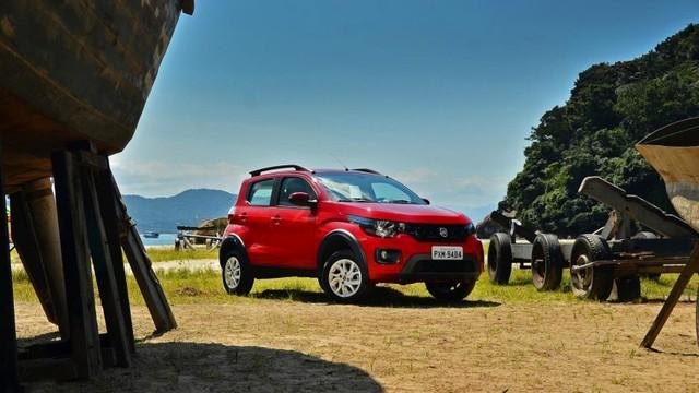 Fiat chi nhánh Brazil đã chính thức tung ra một mẫu xe hatchback cỡ A mới mang tên Mobi. Tại thị trường Brazil, Fiat Mobi được bán với giá dao động từ 31.900 - 43.800 Real, tương đương 203 - 279 triệu Đồng. Với giá bán này, Fiat Mobi hứa hẹn là một đối thủ đáng gờm mới của Renault Kwid.