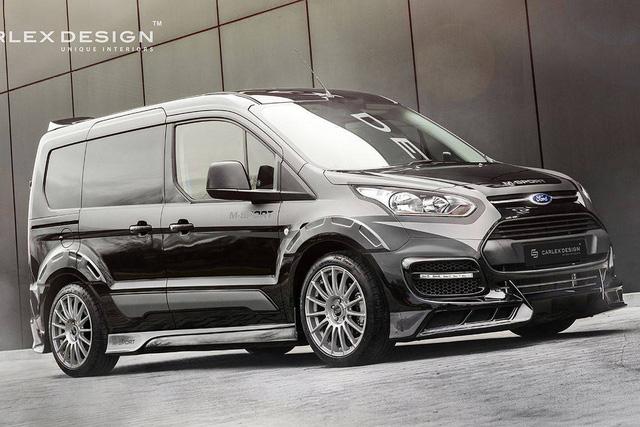 Ngoài nội thất, hãng Carlex Design còn giữ kín giá bán của gói độ dành cho Ford Transit Connect. Tại Mỹ, Ford Transit Connect hiện có giá khởi điểm 22.675 USD.