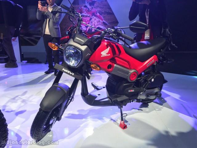 Theo hãng Honda, Navi sẽ có 5 phiên bản màu, bao gồm đỏ, xanh lục, trắng, cam và đen, tại thị trường Ấn Độ. Giá bán khởi điểm của Honda Navi là 39.500 Rupee, tương đương 12,9 triệu Đồng.
