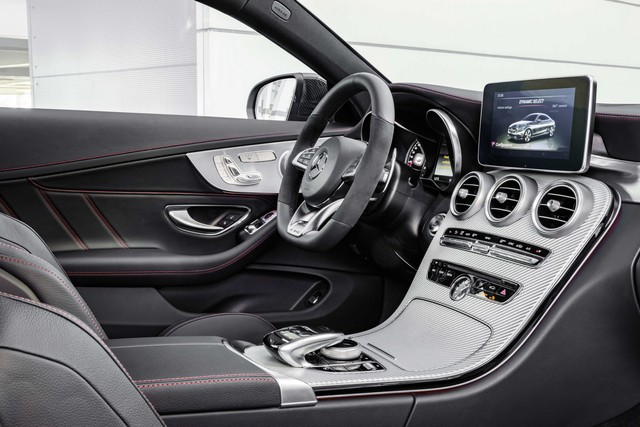 Theo hãng Mercedes-Benz, Mercedes-AMG C43 Coupe có 5 chế độ lái khác nhau là Comfort, Eco, Sport, Sport+ và Individual.