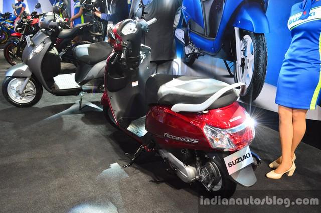 Hãng Suzuki đã mất 24 tháng để phát triển Access 125 thế hệ mới. Vì không có trung tâm R&D tại Ấn Độ nên Suzuki phải phát triển Access 125 thế hệ mới tại quê nhà Nhật Bản.