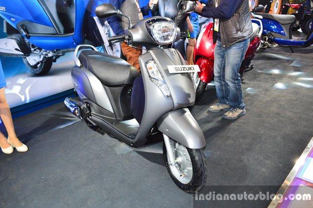Đây là thế hệ thứ hai của Suzuki Access 125 và thay phiên bản cũ đã lần đầu tiên được giới thiệu với người tiêu dùng Ấn Độ vào năm 2007.