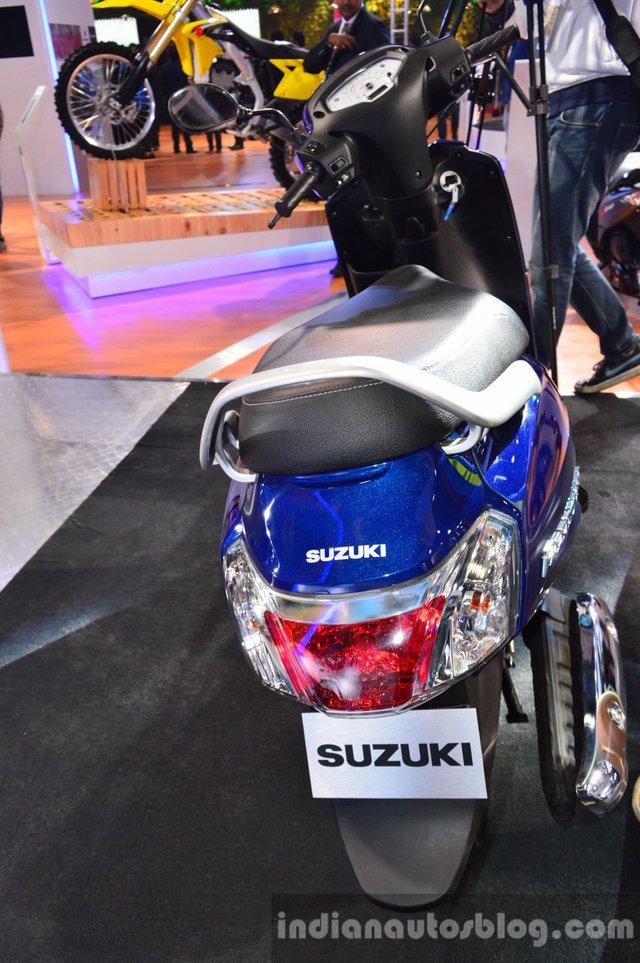 Trái tim của Suzuki Access 125 thế hệ mới là khối động cơ xy-lanh đơn, SOHC, làm mát bằng gió, dung tích 124 cc cải tiến. Động cơ đi kèm công nghệ Suzuki ECO Performance (SEP) và Easy Start System. Bản thân động cơ của Suzuki Access 125 thế hệ mới cũng nhẹ hơn 6 kg so với trước.