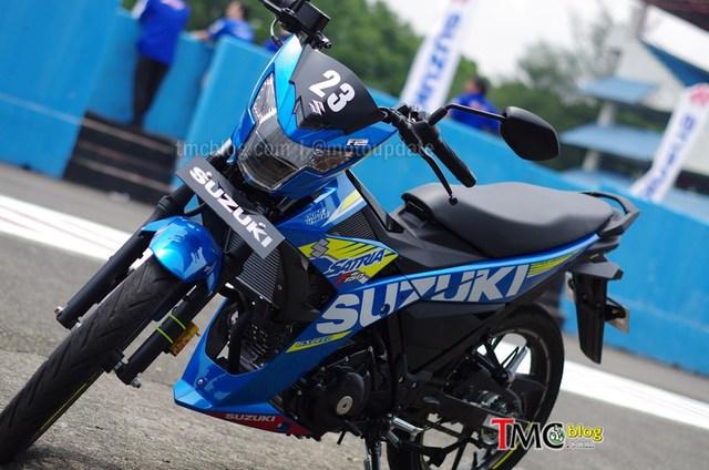 Tuy xe đã bị khai tử nhưng hãng Suzuki Indonesia vẫn sẽ đảm bảo nguồn cung cấp linh phụ kiện chính hãng cho khách hàng đang sử dụng Raider 150 phiên bản chế hòa khí cũ.