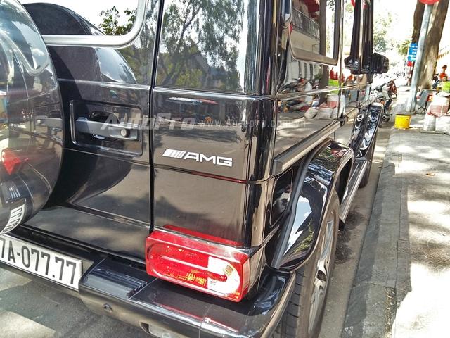 Mercedes-Benz G63 AMG được thiết lập lại hệ thống treo cùng hệ thống cân bằng điện tử (ESP) cải tiến, mang đến khả năng vận hành ấn tượng hơn.