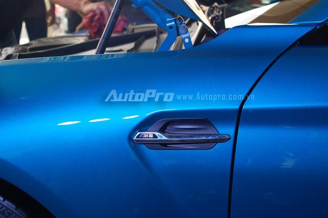 Trong lần giới thiệu vào tháng 10/2015, thông số động cơ trên chiếc M2 Coupe được nhiều người quan tâm nhất.