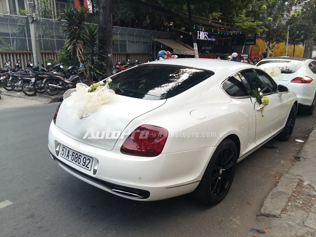 Bentley Continental GT sử dụng động cơ W12, dung tích 6.0 lít, sản sinh công suất tối đa 552 mã lực và mô-men xoắn cực đại 650 Nm. Bên cạnh đó là hộp số 6 cấp tự động và hệ dẫn động 4 bánh. Chiếc Coupe thể thao mất 4,8 giây để tăng tốc lên 100 km/h từ vị trí xuất phát, trước khi đạt vận tốc tối đa 318 km/h.