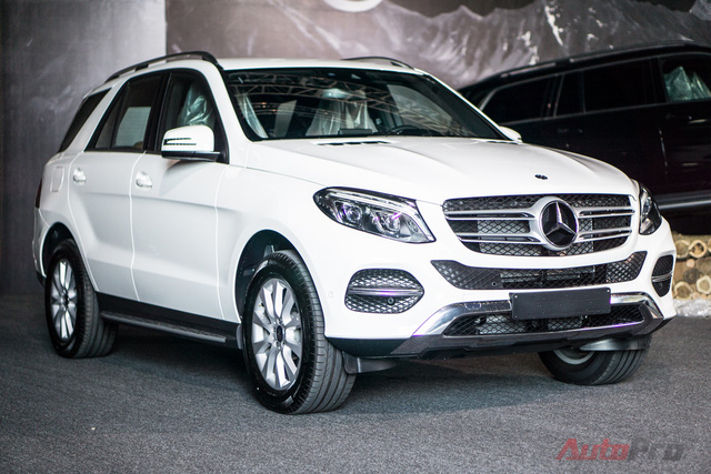 Mercedes-Benz GLE 400 4MATIC.
