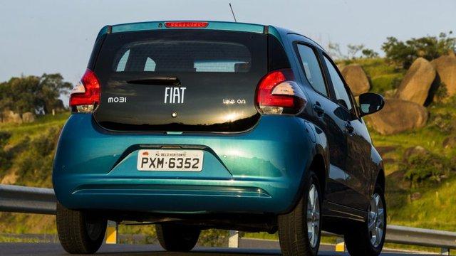 Với kích thước nhỏ gọn nên đương nhiên Fiat Mobi cũng rất nhẹ, chỉ nặng từ 907 - 966 kg, tùy theo bản trang bị.