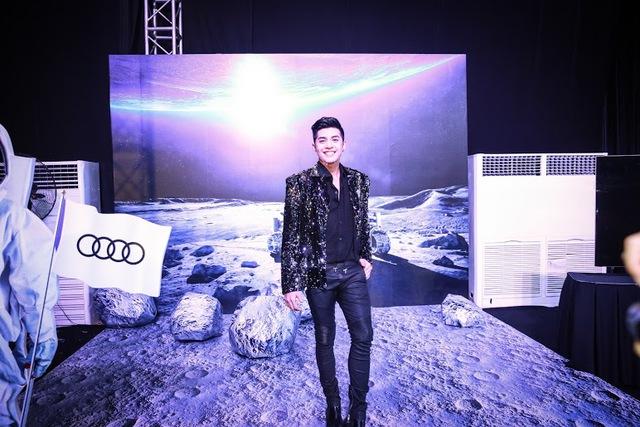 Noo Phước Thịnh là đại sứ thương hiệu Audi A3 sedan