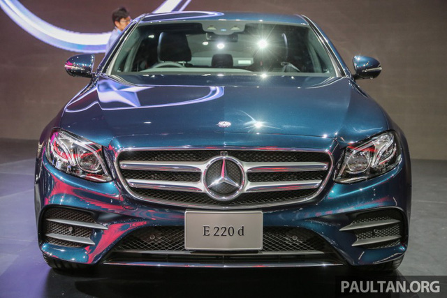 Mercedes-Benz E220d AMG Dynamic