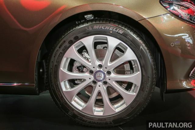 La-zăng của Mercedes-Benz E220d Exclusive