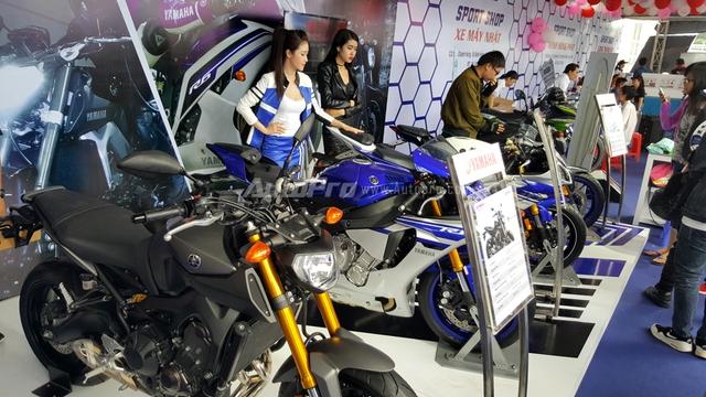 Ngoài TP.HCM, 8 tỉnh thành khác nhau sẽ tiếp nối ngày hội này cho đến hết tháng 12/2016. Trong lần khai màn, ngày hội Y-Motor Sport 2016 đã thu hút hàng nghìn bạn trẻ Sài thành tham dự. Trong đó các khu vực trưng bày những chiếc mô tô đình đám của hãng Yamaha như YZF-R1, MT-07, MT-09 và YZF-R6 nhận được nhiều sự chú ý.