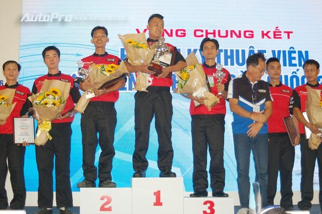 Tại 2 cuộc thi trước (WTGP2012 và WTGP 2014), các thí sinh Việt Nam tham dự trong hạng mục xe phổ thông và đều giành được các thứ hạng cao. Trong đó đáng chú ý, thí sinh Lê Ngọc Tuyền là kỹ thuật viên nữ duy nhất từng tham dự Yamaha WTGP và trong lần chinh chiến cùng các động nghiệp nam vào năm 2014 cô đã giành giải CS Award.