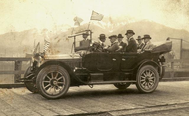 Packard Twin Six của Tổng thống Wilson
