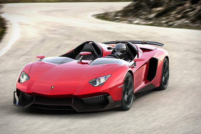 Aventador J có giá bán 2,74 triệu USD và chỉ có 1 chiếc được sản xuất.