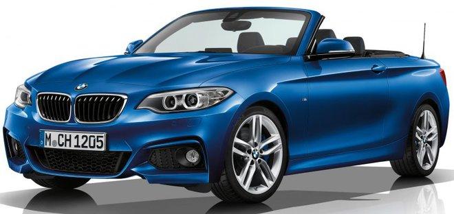 BMW 2-Series Convertible 2017