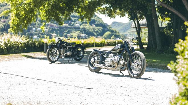 Để tưởng nhớ đến huyền thoại R5, hãng BMW đã phát triển một chiếc mô tô đặc biệt và trưng bày trong sự kiện Villa d'Este bên bờ hồ Como ở Ý. Được gọi bằng cái tên R5 Hommage, đây là chiếc mô tô do BMW tự thiết kế.