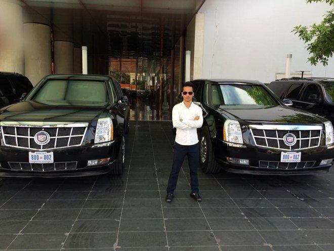 Và hai chiếc The Beast xuất hiện tại Hà Nội cũng có biển số tương tự.