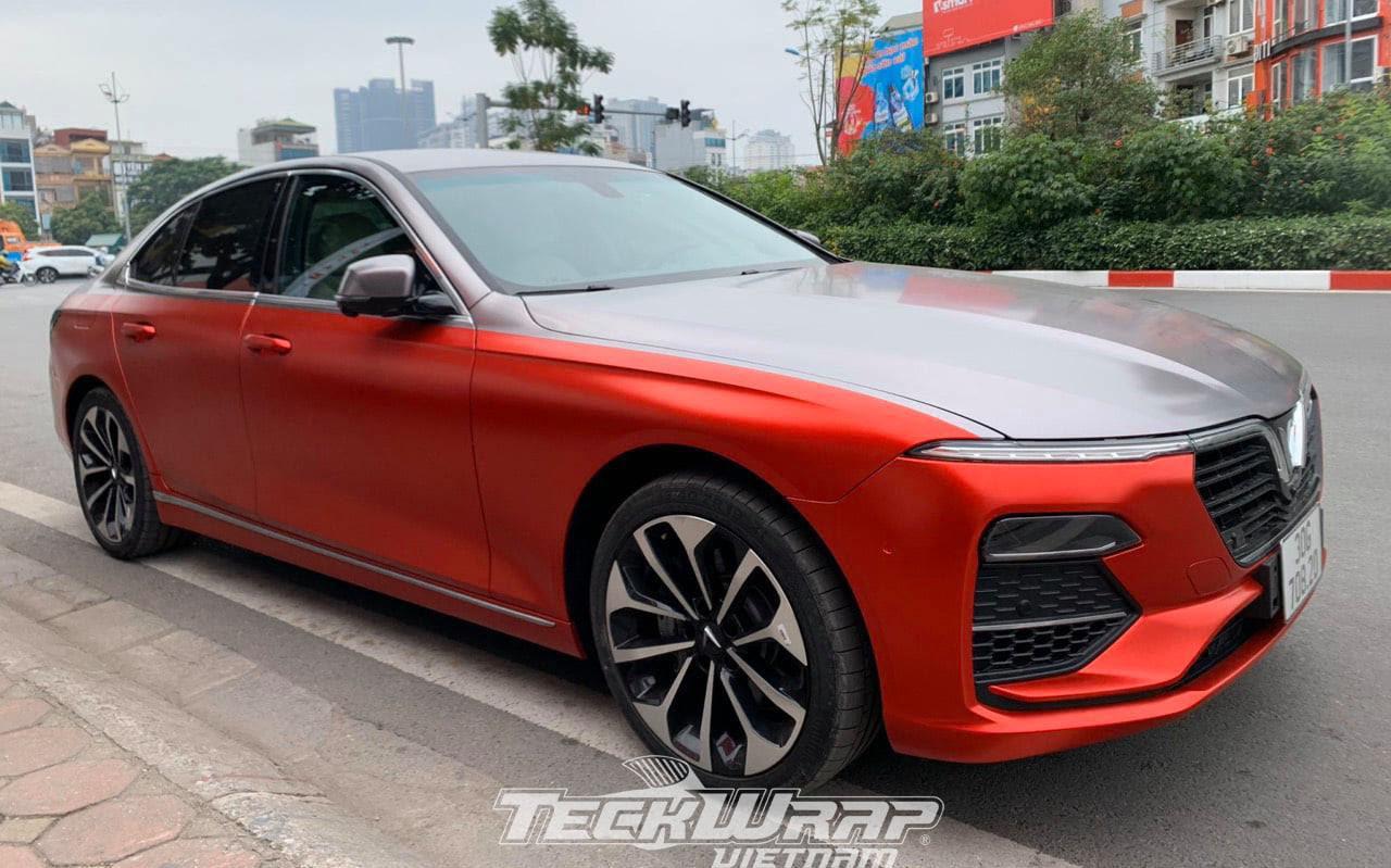 TeckWrap USA - sứ mệnh nâng tầm ngành làm đẹp xe Việt Nam