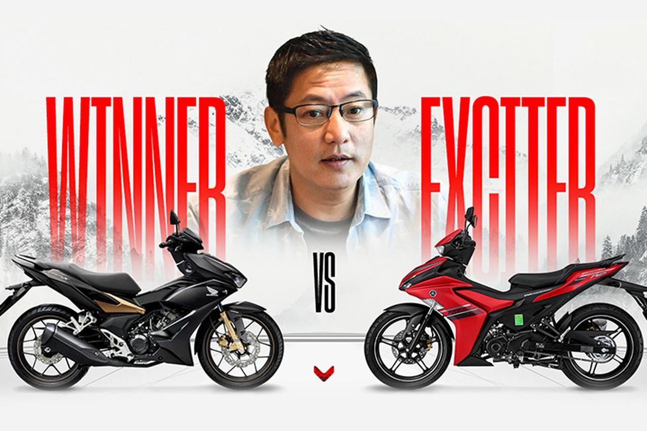 Chuyên gia Hoàng Hà: 'Winner X tiếp tục bán vượt Exciter năm nay nhưng chưa thể gọi là thành công'