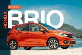 Đánh giá Honda Brio - Xe nhỏ nhưng không 'cỏ'