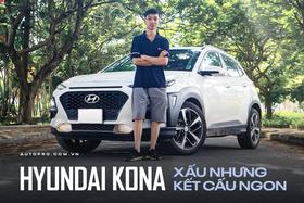 Mê Seltos nhưng chốt Hyundai Kona, người dùng đánh giá: 'Lái sướng, tiện nghi vừa túi tiền, còn 3 nhược điểm cần khắc phục là hoàn hảo'