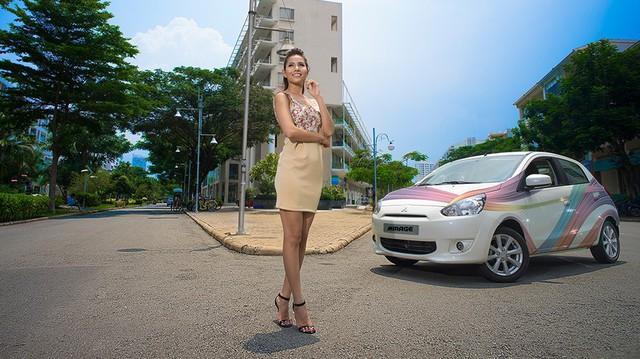 Mitsubishi Mirage: Đáng cân nhắc cho người lần đầu mua xe