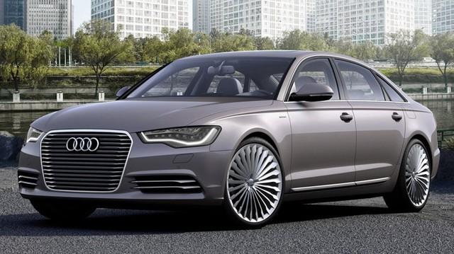 Audi phát triển xe điện hạng sang cạnh tranh với Tesla Model S