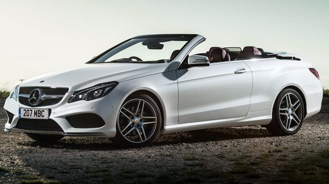 Mercedes-Benz E-Class 2015 có độ an toàn tương đương S-Class