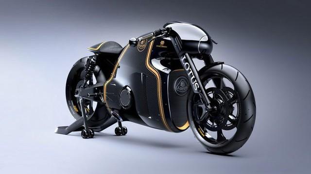 5 môtô concept ấn tượng nhất của các hãng xe hơi cao cấp