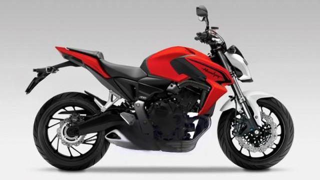 Mẫu naked-bike Honda CB125R 2021 ra mắt, giá 97,4 triệu