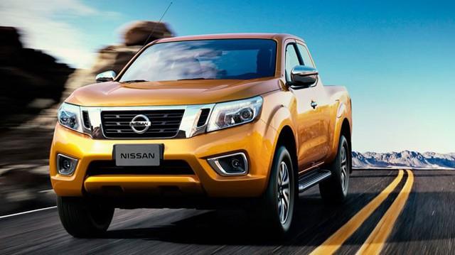 Nissan mở thêm nhà máy tại Thái Lan để lắp ráp Navara mới